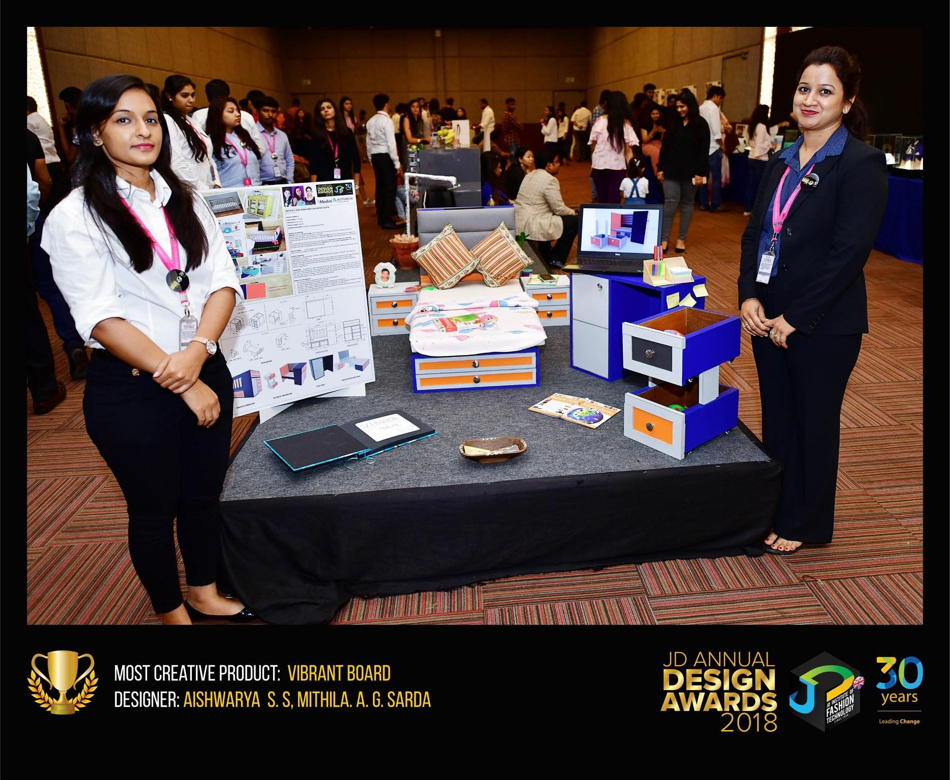Vibrant board – Change – JD Annual Design Awards 2018 | Designer: Aishwarya.s.s, Mithila.A.G.Sarda | Photography : Jerin Nath (@jerin_nath) vibrant board - vibrant board - Vibrant board – Change – JD Annual Design Awards 2018