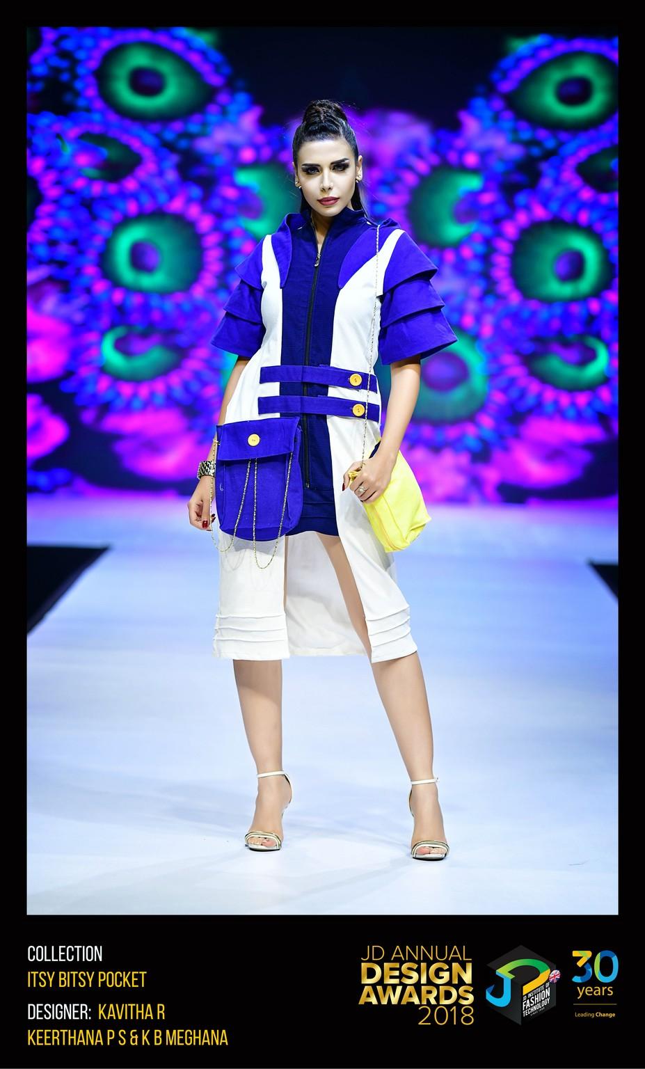 Itsy Bitsy Pocket Dress – Change – JD Annual Design Awards 2018   Designer: Kavitha, Keertana and Meghana   Photography : Jerin Nath (@jerin_nath) itsy bitsy pocket dress - ITSY BITSY POCKET7 - Itsy Bitsy Pocket Dress – Change – JD Annual Design Awards 2018
