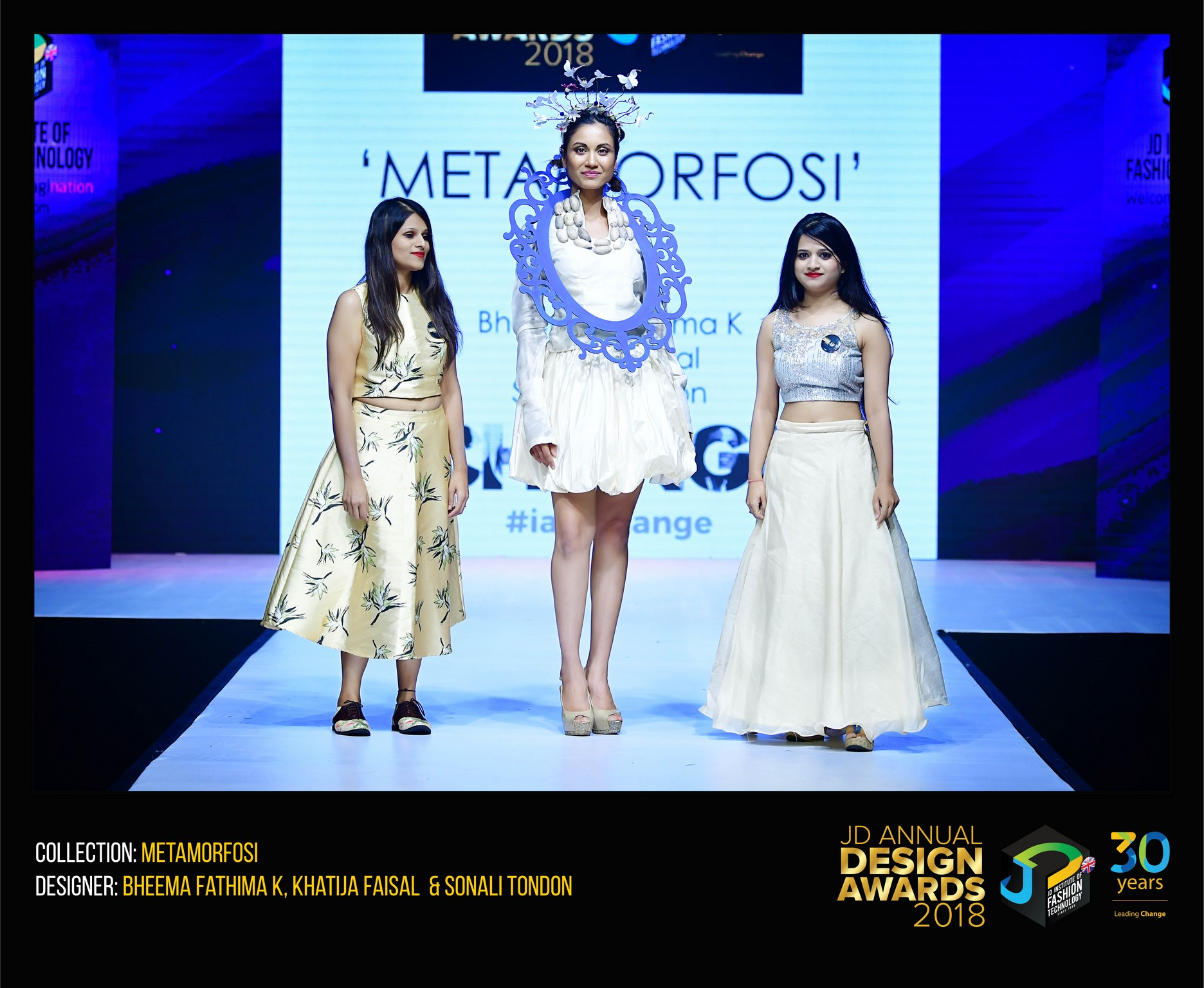 Metamorfosi – Change – JD Annual Design Awards 2018 | Designer: Beema Fatima, Khateeja Faisal and Sonali Tadon | Photography : Jerin Nath (@jerin_nath) metamorfosi - METAMORFOSI 8 - Metamorfosi – Change – JD Annual Design Awards 2018