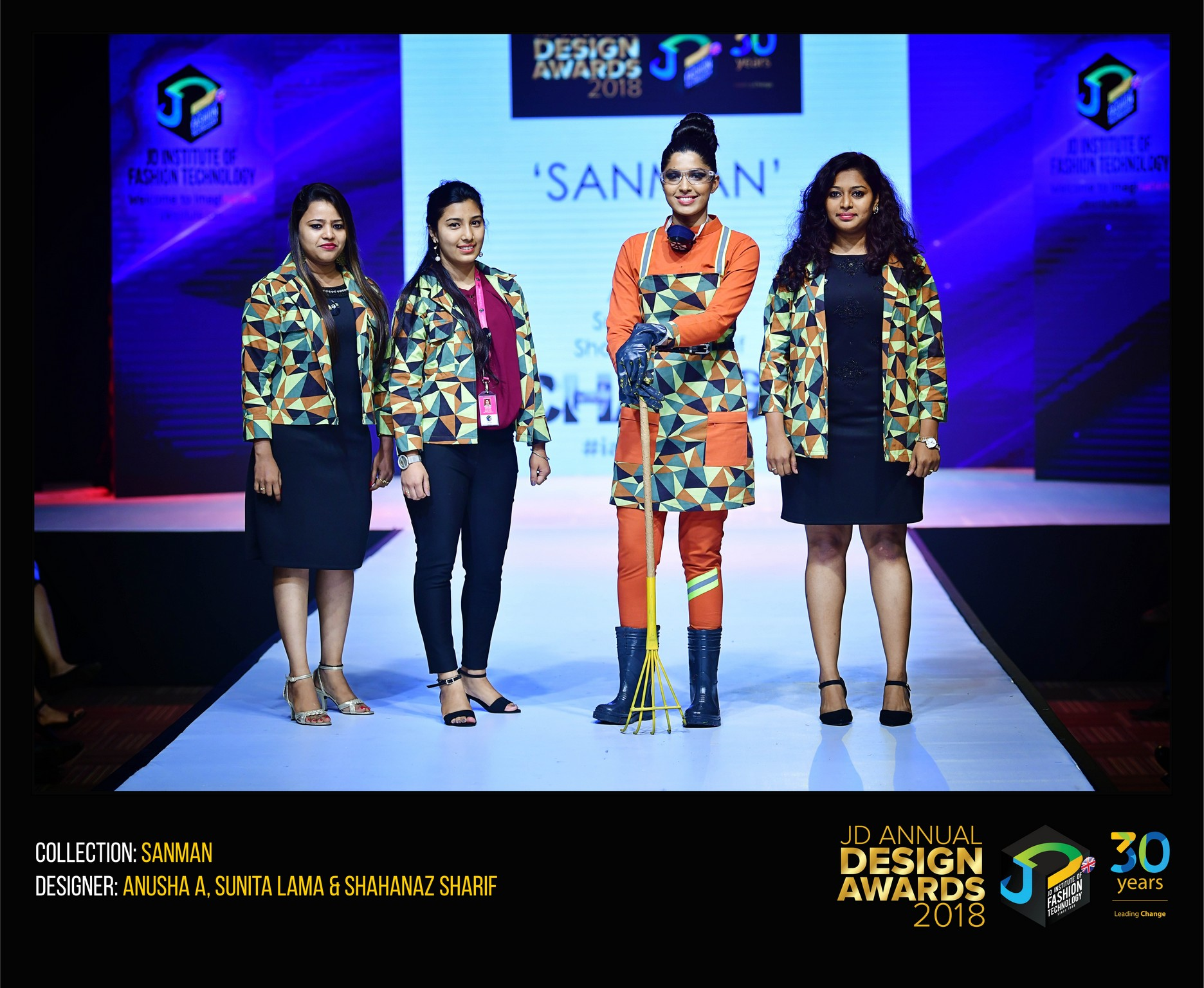 SanMan – Change – JD Annual Design Awards 2018 | Designer: Sunita, Shehnaz and Anusha | Photography : Jerin Nath (@jerin_nath) sanman - SANMAN 7 - SanMan – Change – JD Annual Design Awards 2018