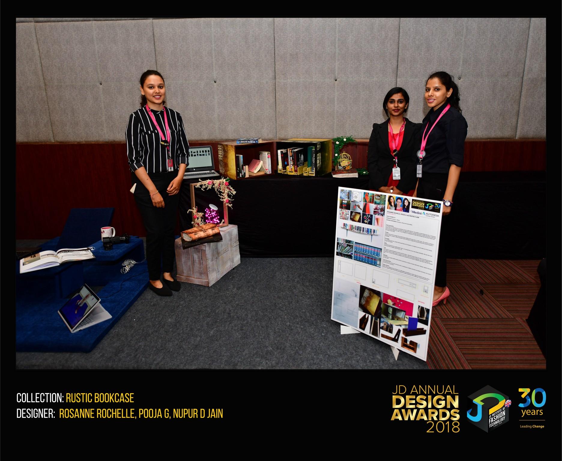 rustic bookcase - rustic bookcase - Rustic Bookcase– Change – JD Annual Design Awards 2018
