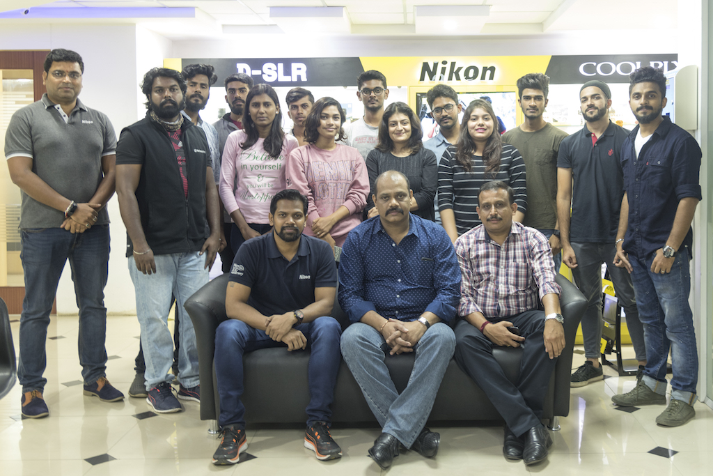 learning the art of capturing - DSC 0743 copy - Learning the art of Capturing: Jediiians at Nikon Training Centre Bangalore