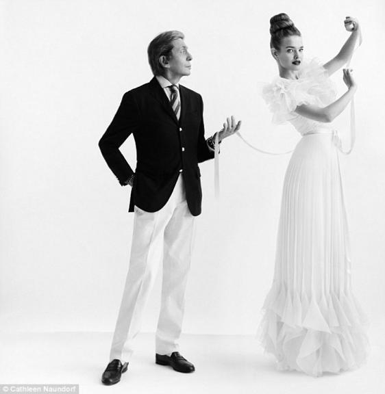Valentino Garavani - The King of Haute Couture valentino garavani - Picture1 2 - Valentino Garavani – The King of Haute Couture