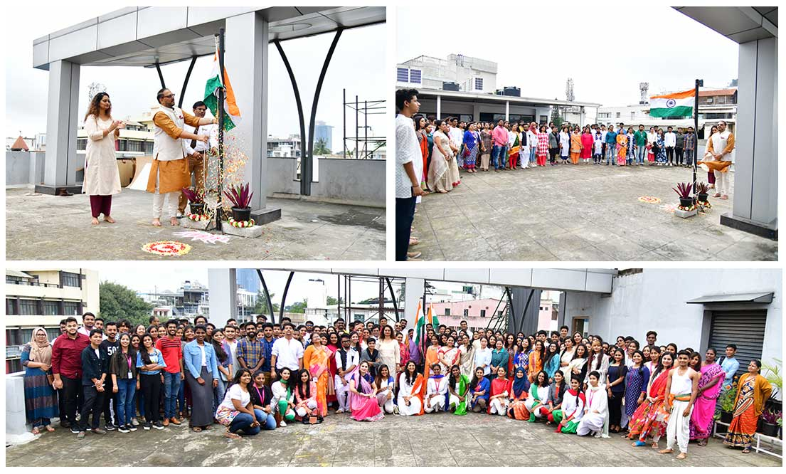 independence day - independence1 - 72nd Independence Day Celebrations at JD Institute, Bangalore, India