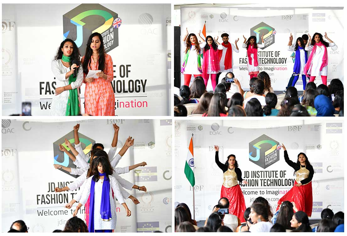 72nd Independence Day Celebrations independence day - independence3 - 72nd Independence Day Celebrations at JD Institute, Bangalore, India