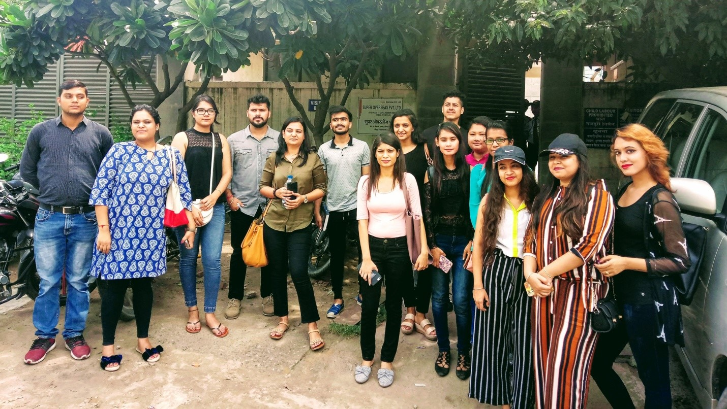 industry visit for students of jd institute - INDUSTRY VISIT FOR STUDENTS OF JD INSTITUTE 2 - INDUSTRY VISIT FOR STUDENTS OF JD INSTITUTE, SILIGURI