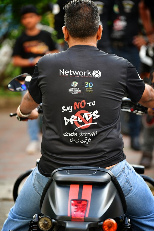 Ride for Nation ride for nation - Ride for Nation 3 - Ride for Nation: Riders Republic Motorcycle Club gear up for 'No Drug Campaign'