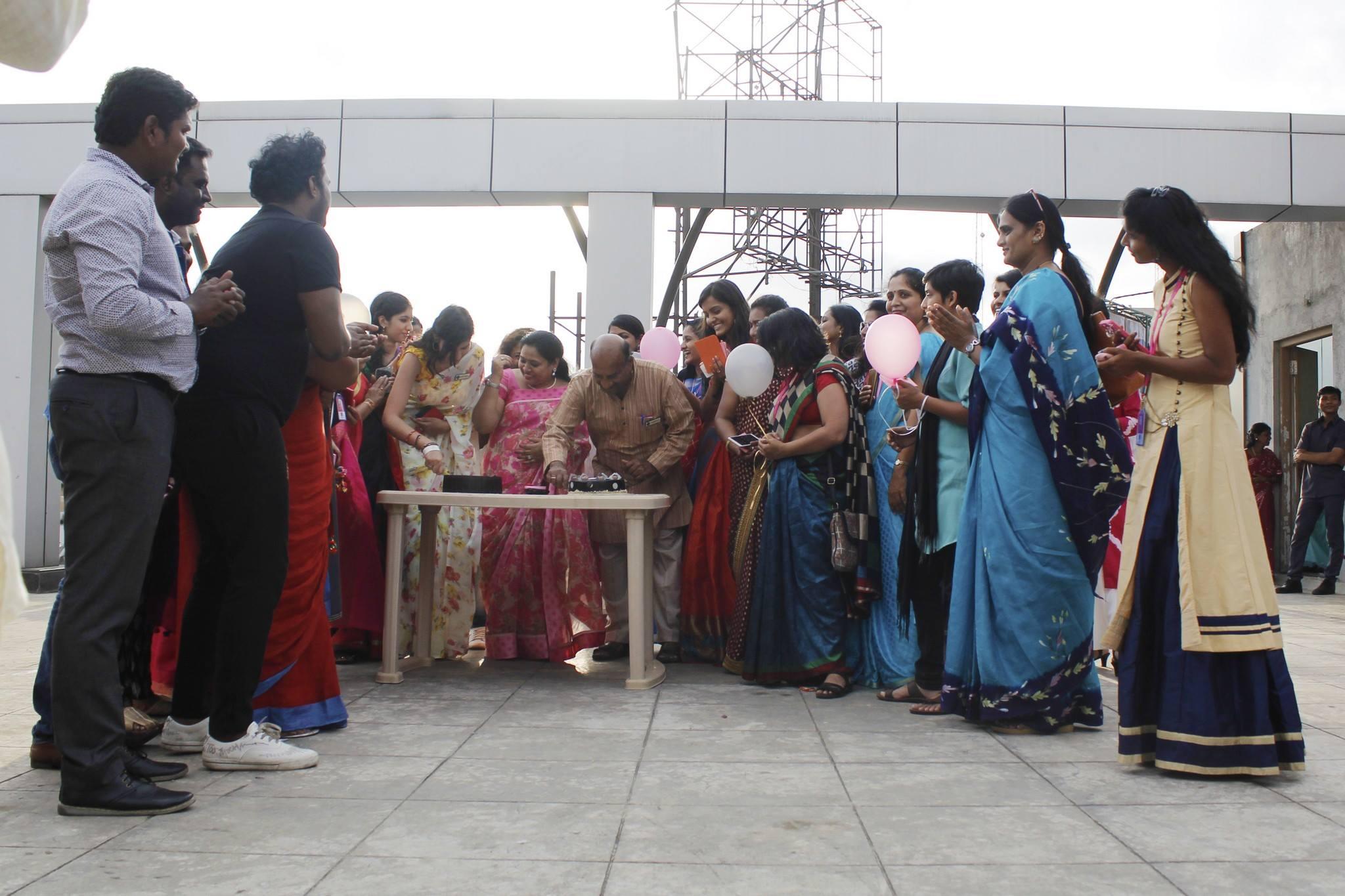 Teacher's Day Celebration at JD Institute teacher's day - teachers day 10 - Teacher's Day Celebration at JD Institute