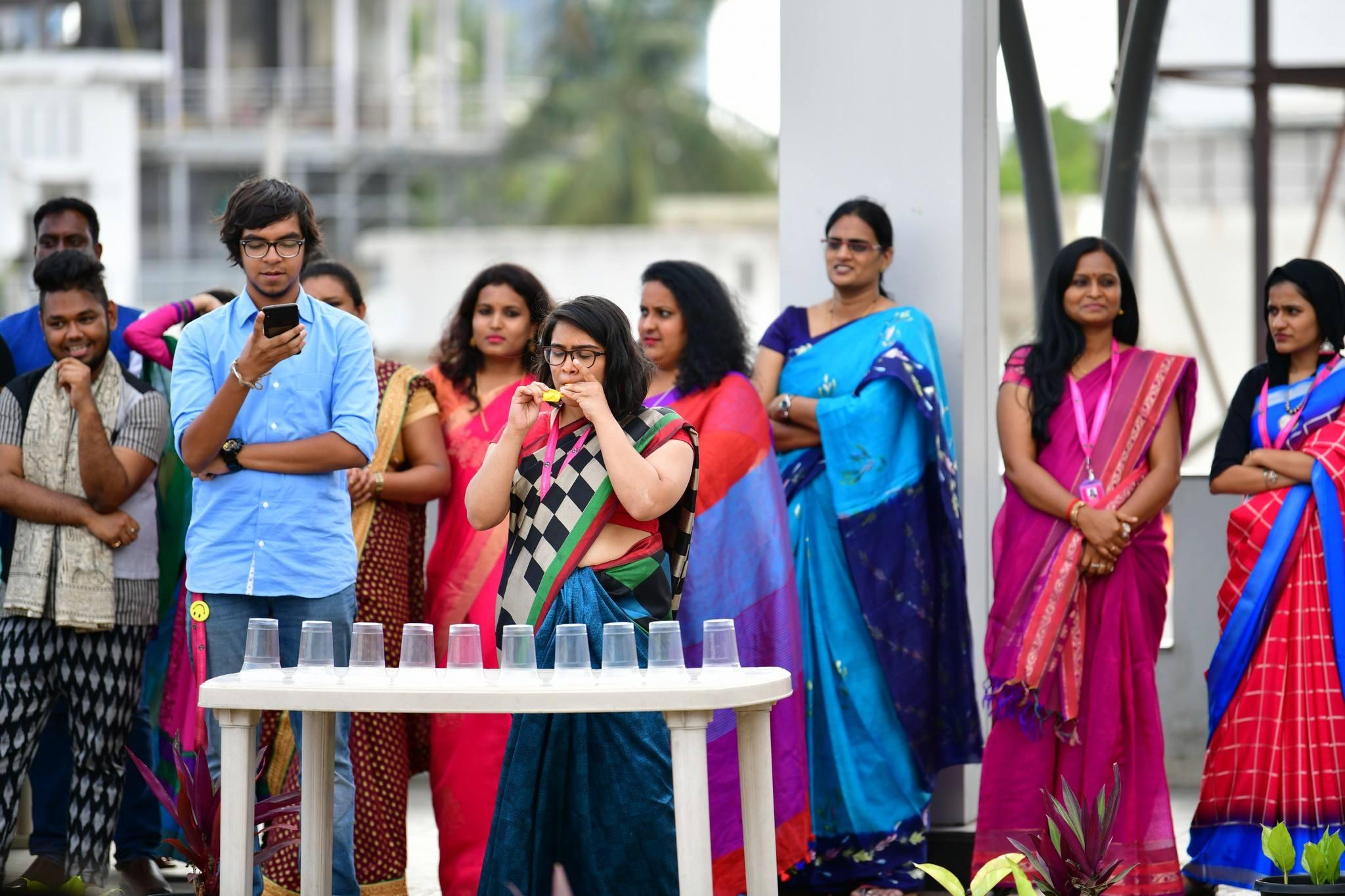 Teacher's Day Celebration at JD Institute teacher's day - teachers day 5 - Teacher's Day Celebration at JD Institute