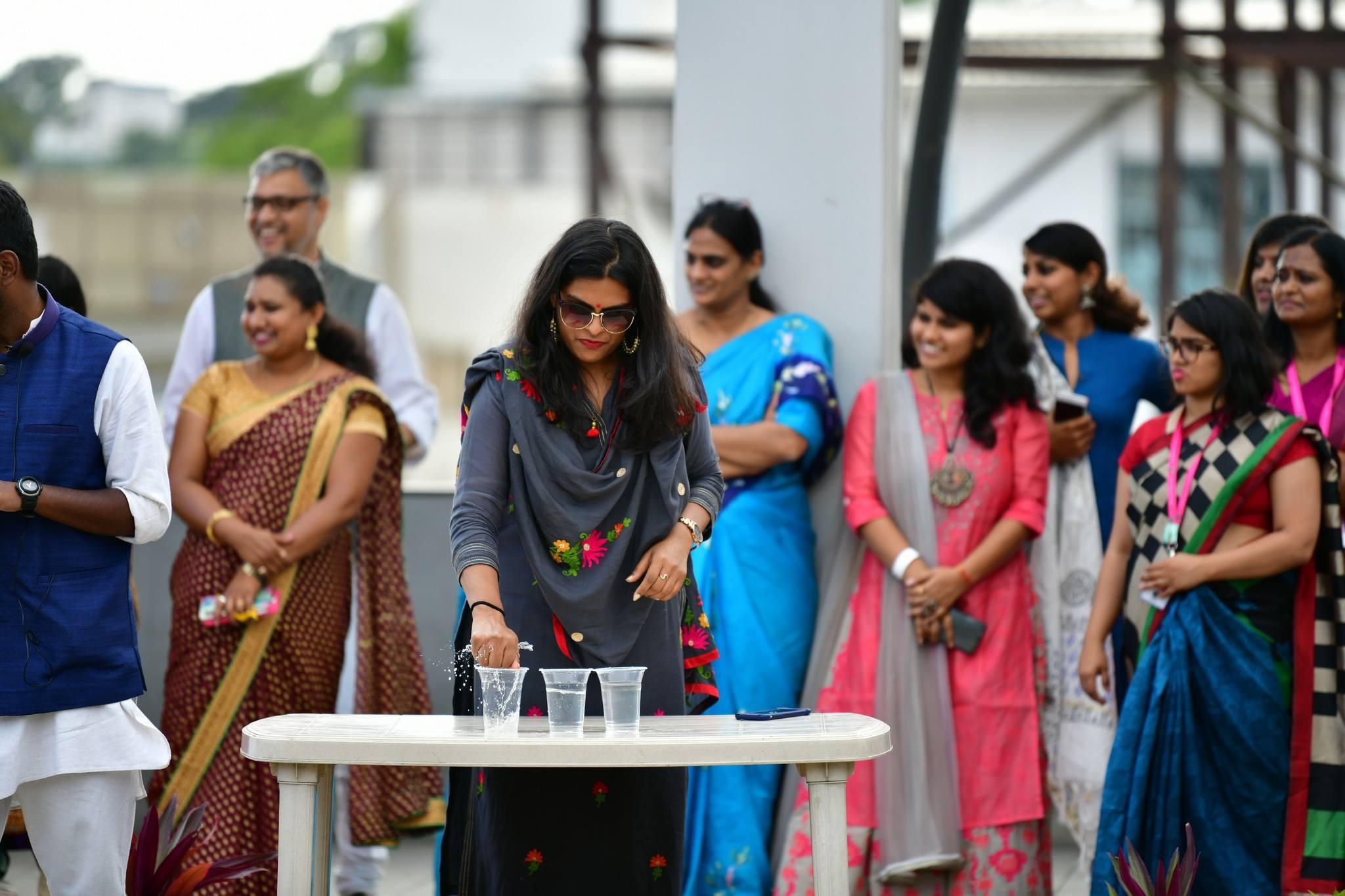 Teacher's Day Celebration at JD Institute teacher's day - teachers day 7 - Teacher's Day Celebration at JD Institute