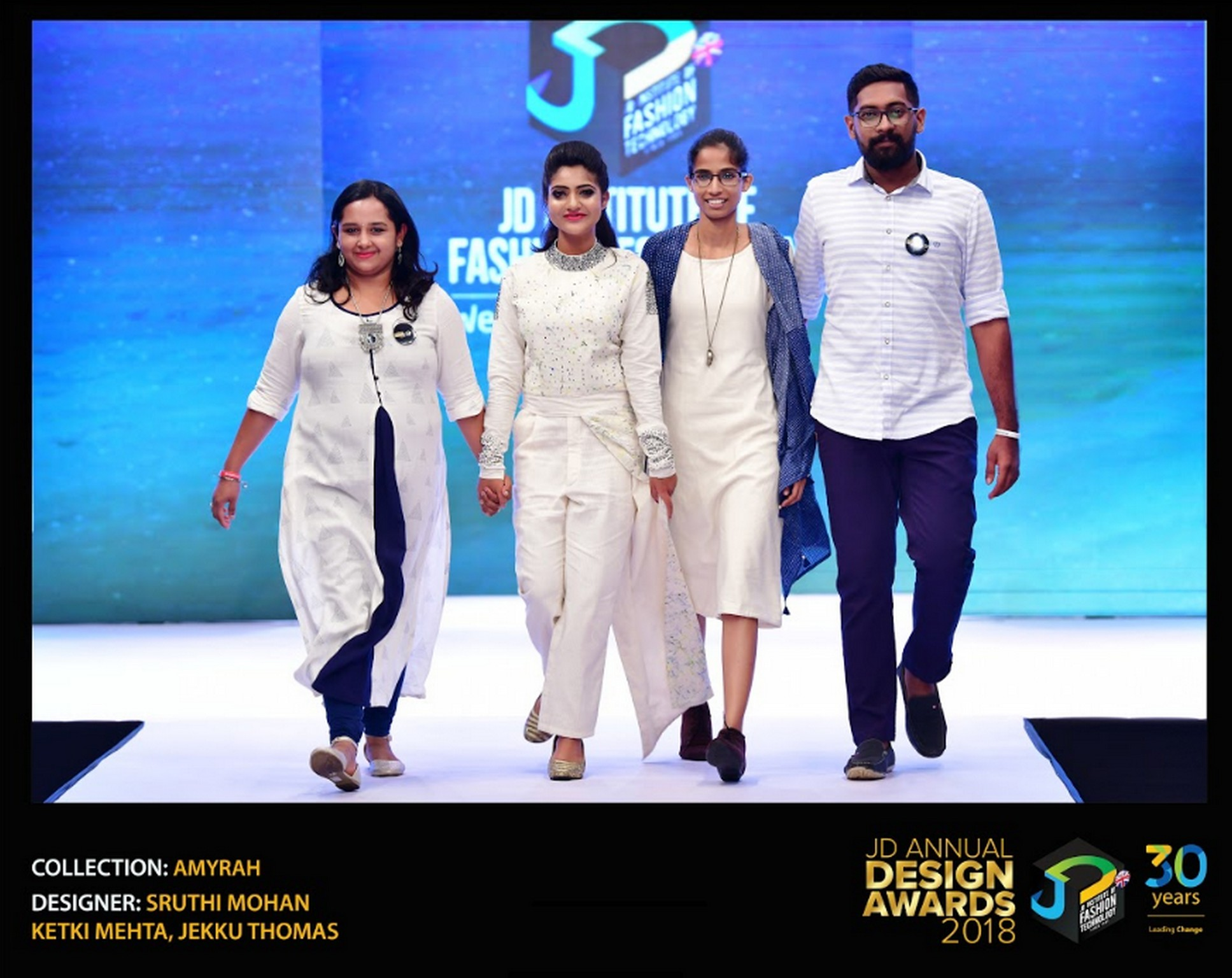 amyrah - AMYRAH 14 - AMYRAH – Change – JD Annual Design Awards 2018