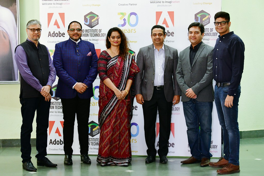 Adobe India and JD Institute adobe india and jd institute - Adobe 2 - Adobe India and JD Institute – Creative Partners in Art & Design Digital Technology!!!