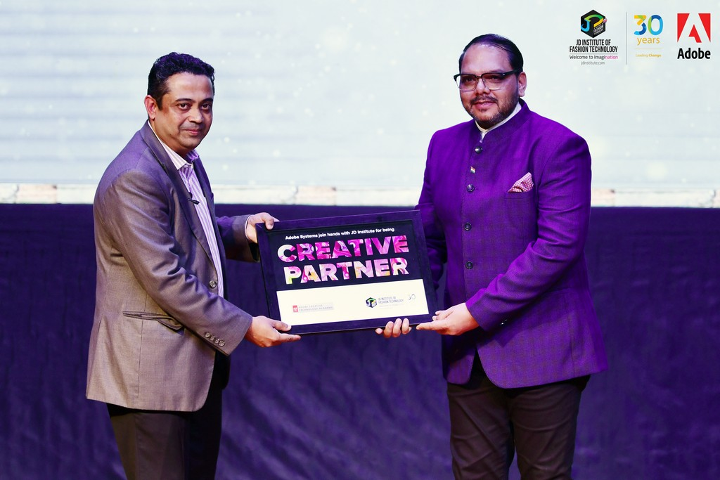 Adobe India and JD Institute adobe india and jd institute - Adobe 3 - Adobe India and JD Institute – Creative Partners in Art & Design Digital Technology!!!