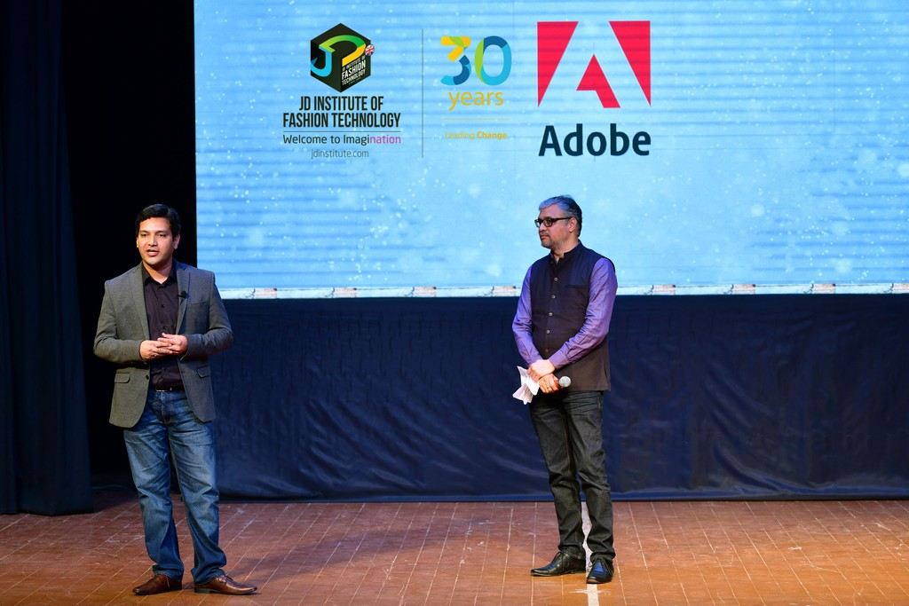 Adobe India and JD Institute adobe india and jd institute - Adobe 5 - Adobe India and JD Institute – Creative Partners in Art & Design Digital Technology!!!