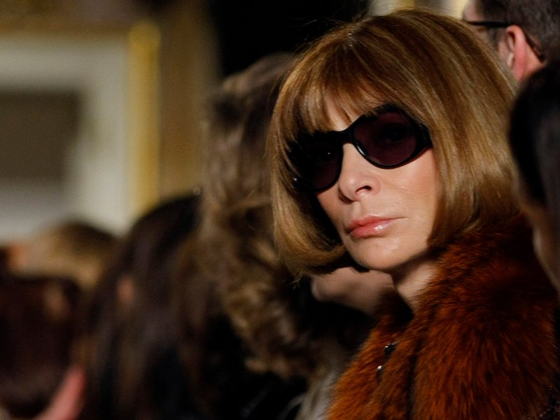 The Fashion Power House Anna Wintour the fashion power house - anna wintour - The Fashion Power House Anna Wintour and her top 10 rules