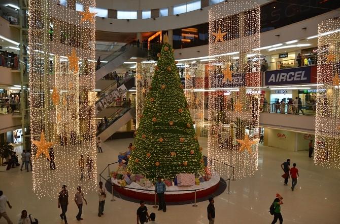 bangalore is lit with christmas - Christmas 1 - Bangalore is lit with Christmas