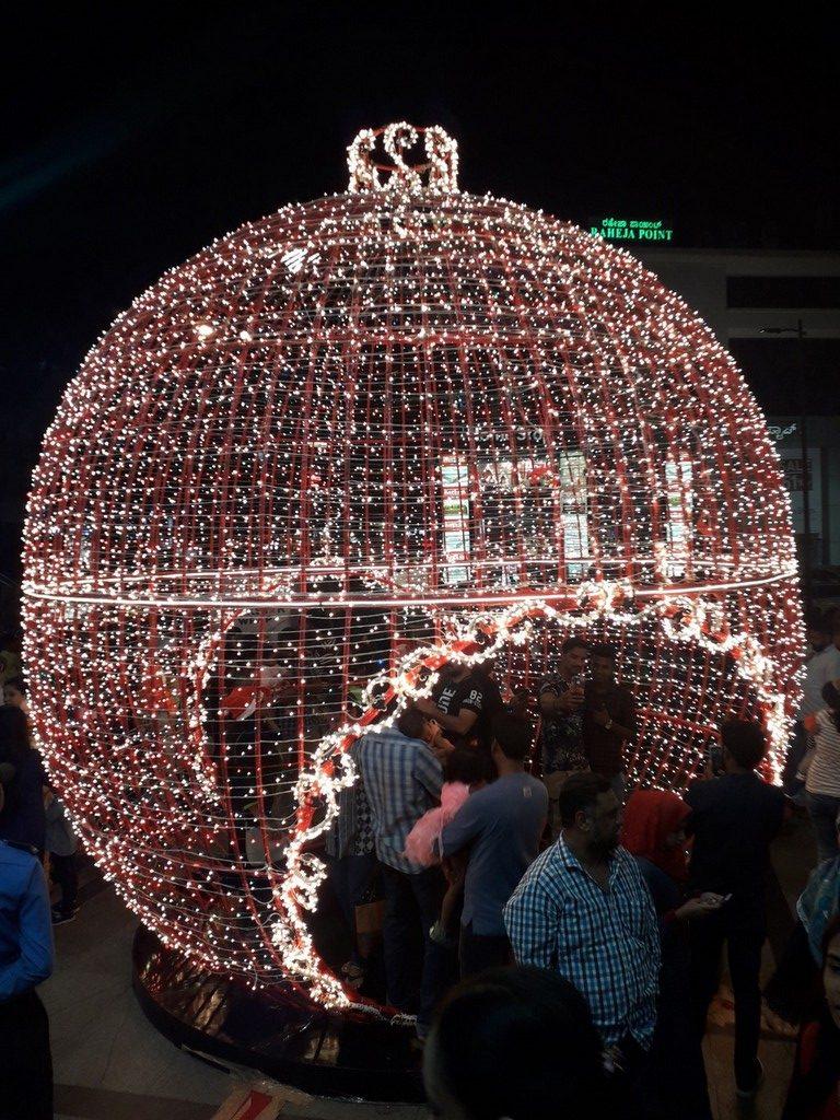 bangalore is lit with christmas - Christmas 13 e1545759818328 - Bangalore is lit with Christmas