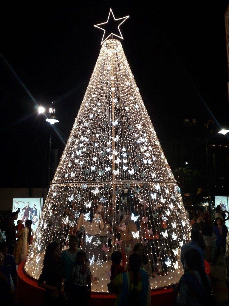 bangalore is lit with christmas - Christmas 14 e1545759870894 - Bangalore is lit with Christmas