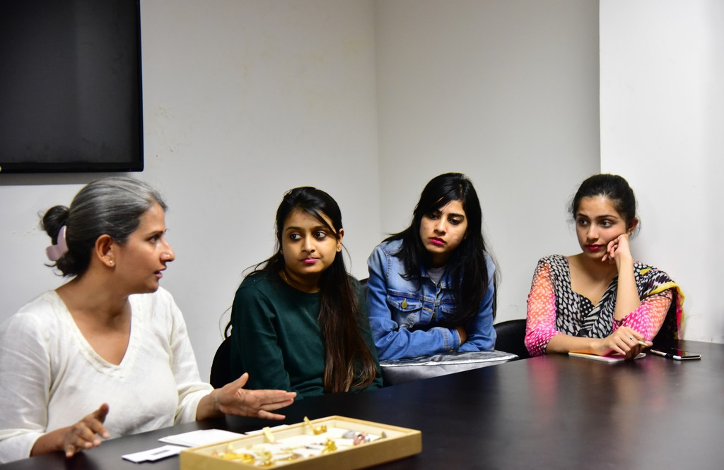 Talk Session with JUEL Brand talk session with juel brand - Talk Session with JUEL Brand 2 - Talk Session with JUEL Brand: Jewellery Department