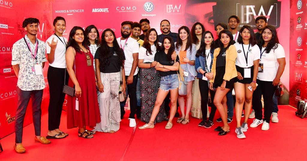 jediiians shinning at india beach fashion week - IBFW Group - Jediiians shinning at India Beach Fashion Week