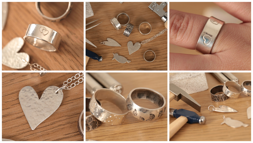 making jewelry at home using simple techniques - Make Silver Jewelry at Home - Making Jewelry At Home Using Simple Techniques