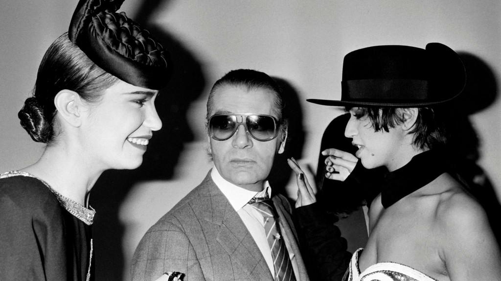 THE FASHION ICON: KARL LAGERFELD the fashion icon: karl lagerfeld - KARL LAGERFELD 2 - THE FASHION ICON: KARL LAGERFELD