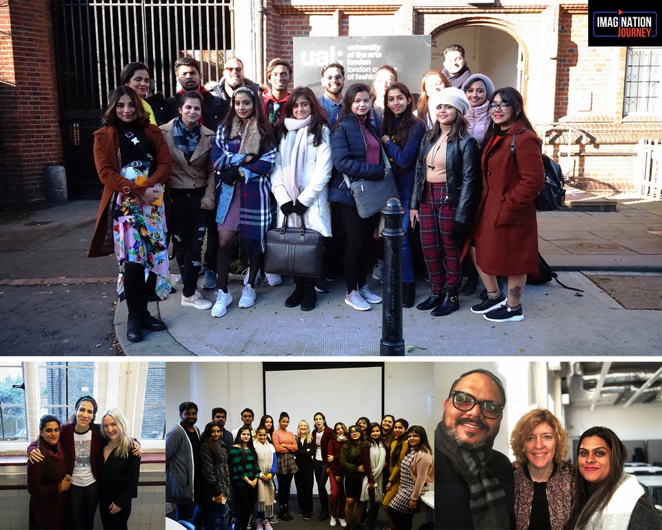 maximising the study abroad experience- jd institute x london college of fashion - LCF 2 - Maximising the study abroad experience- JD Institute x London College of Fashion