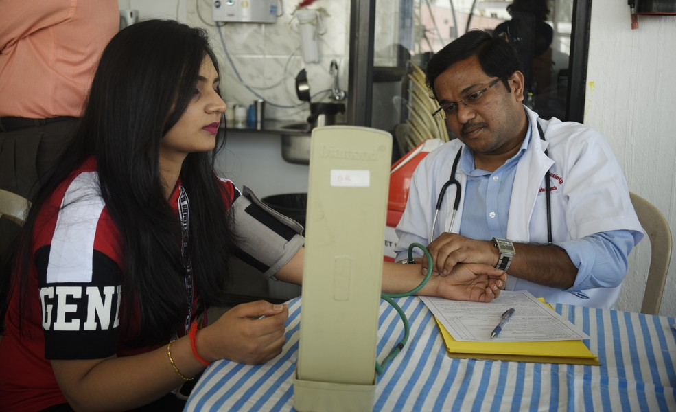 Blood Donation Camp at JD Institute blood donation camp at jd institute - Blood Donation 6 - Blood Donation Camp at JD Institute