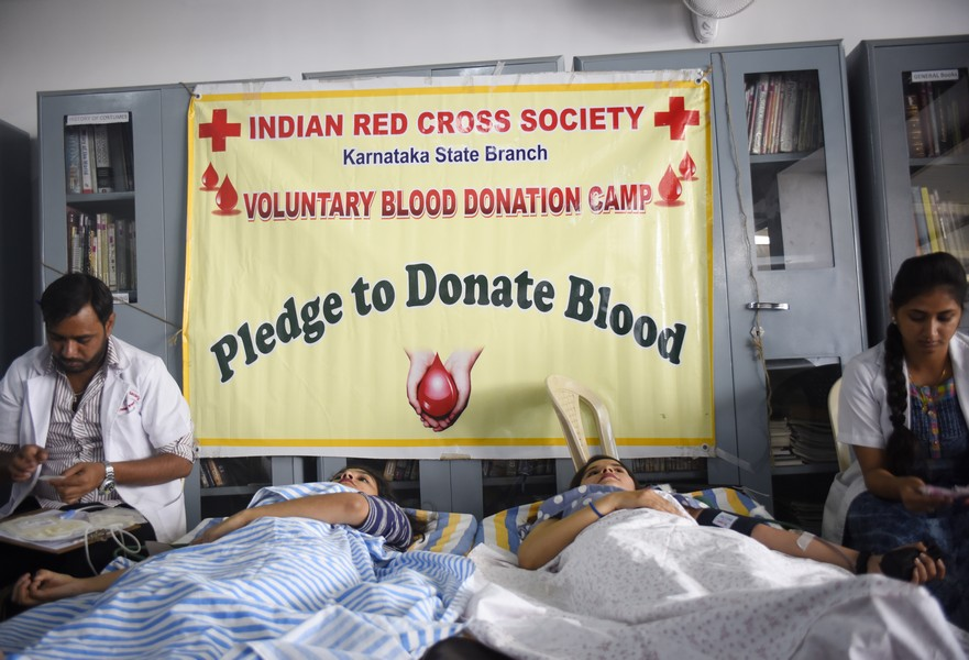 Blood Donation Camp at JD Institute blood donation camp at jd institute - Blood Donation 9 - Blood Donation Camp at JD Institute