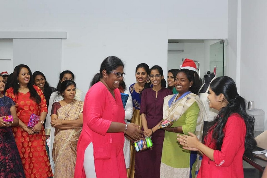 CHRISTMAS CELEBRATIONS 2018 at JD INSTITUTE OF FASHION TECHNOLOY, KOCHI christmas celebrations 2018 - Christmas Celebration 2 - CHRISTMAS CELEBRATIONS 2018 at JD INSTITUTE OF FASHION TECHNOLOY, KOCHI