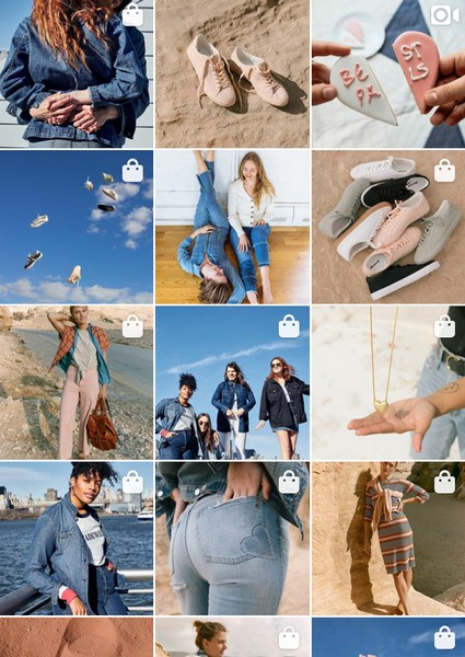 Riding the Instagram Wave riding the instagram wave - Instagram Wave 4 - Riding the Instagram Wave: 5 Fashion brands who nailed their strategies