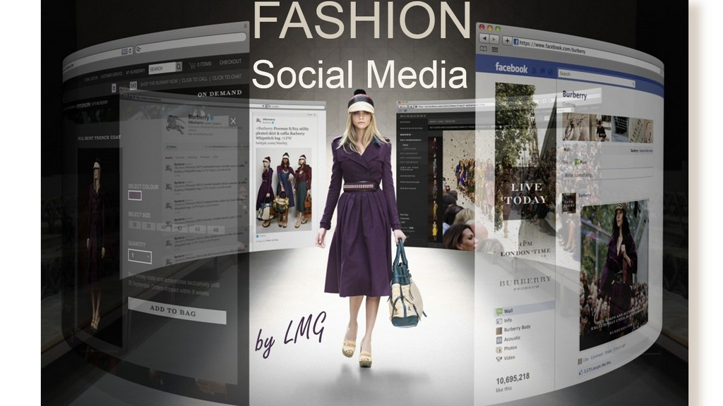 networking in the fashion industry - Networking 1 - Networking in the Fashion Industry using Social Media