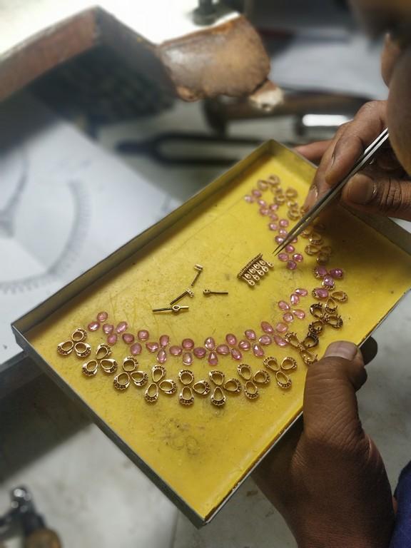 factory visit to nikhaar jewels - Nikhaar 6 - Factory visit to Nikhaar Jewels | Jewellery Dept
