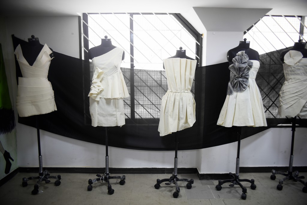 The Art of Fold | Draping exhibition by Fashion department the art of fold - The Art of Fold 1 - The Art of Fold | Draping exhibition by Fashion department
