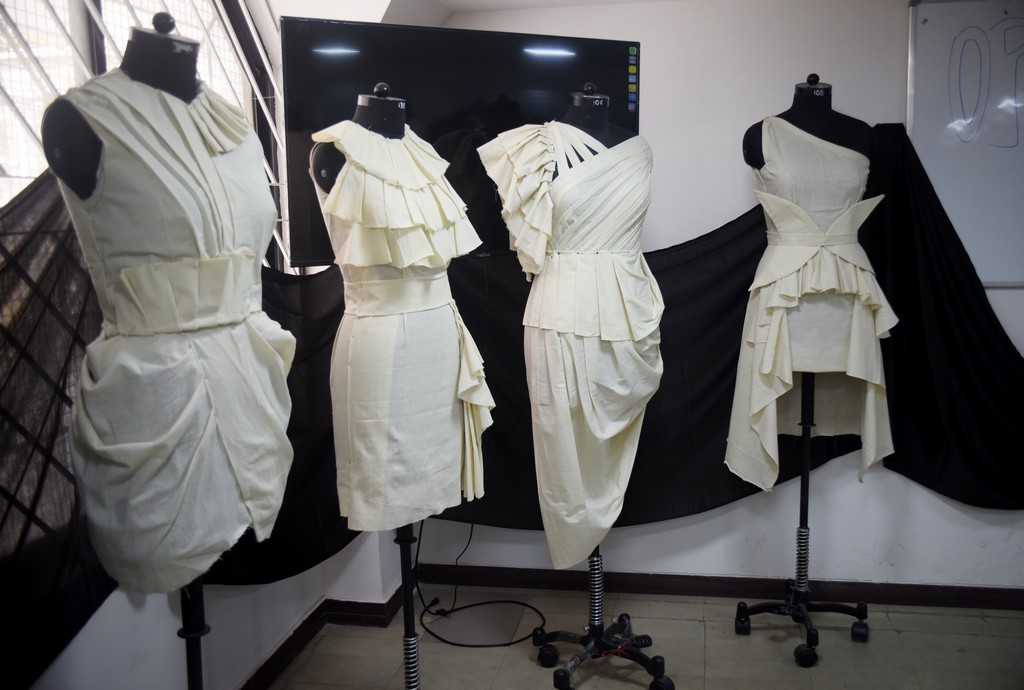 The Art of Fold | Draping exhibition by Fashion department the art of fold - The Art of Fold 3 - The Art of Fold | Draping exhibition by Fashion department