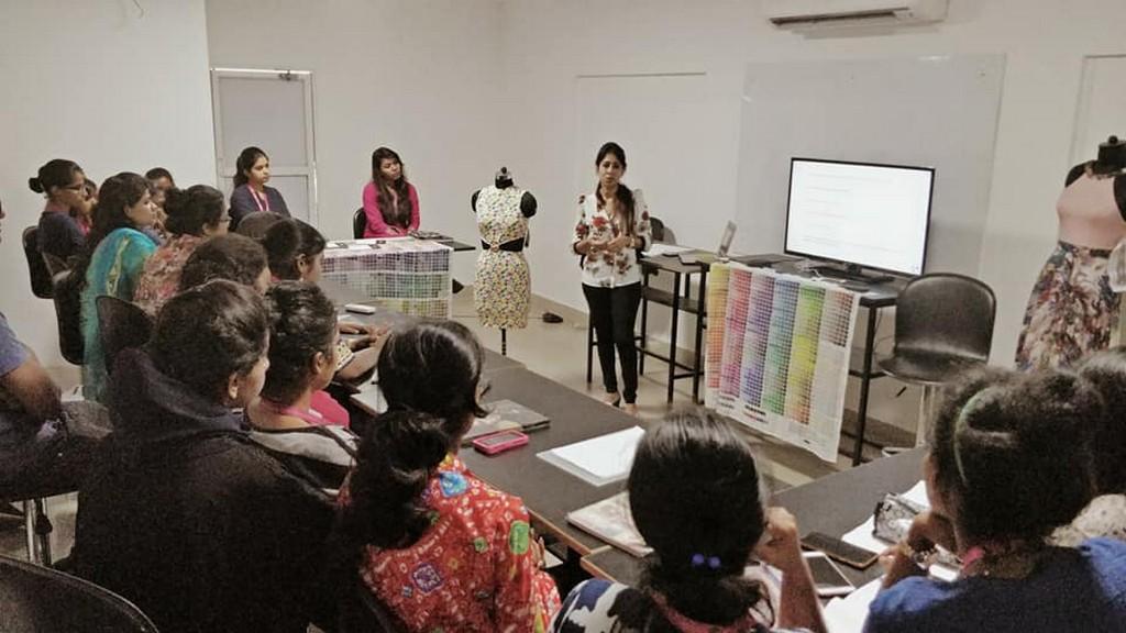 quancious workshop - quancious 1 - QUANCIOUS WORKSHOP AT JD INSTITUTE OF FASHION TECHNOLOGY, KOCHI