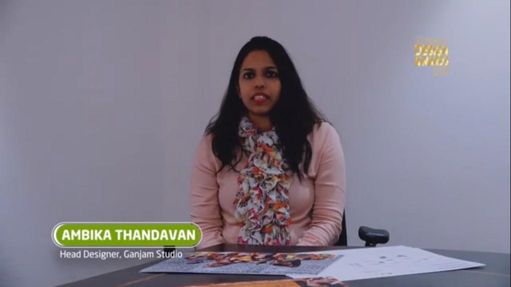 ambika thandavan - Ambika Thandavan - Ambika Thandavan – Jury Video – JDADA 2019