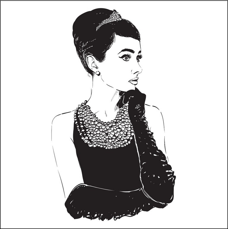 iconic fashion trends - audrey - Iconic Fashion Trends That Trickled down from Movies and Cultural Movements