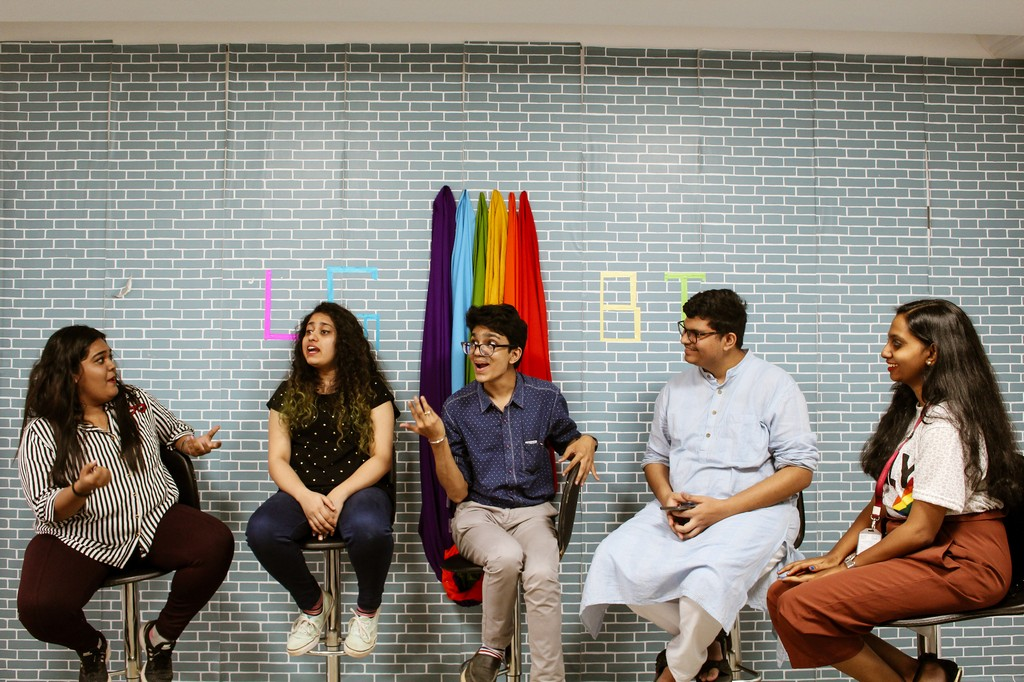 LGBTQIA+ lgbtqia+ - PROUD OF WHO WE ARE 10 - PROUD OF WHO WE ARE! Dialogue with LGBTQIA+