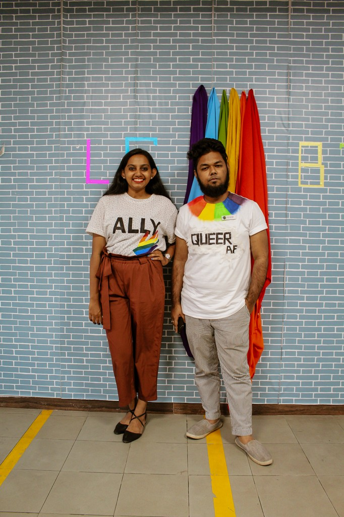 LGBTQIA+ lgbtqia+ - PROUD OF WHO WE ARE 3 - PROUD OF WHO WE ARE! Dialogue with LGBTQIA+