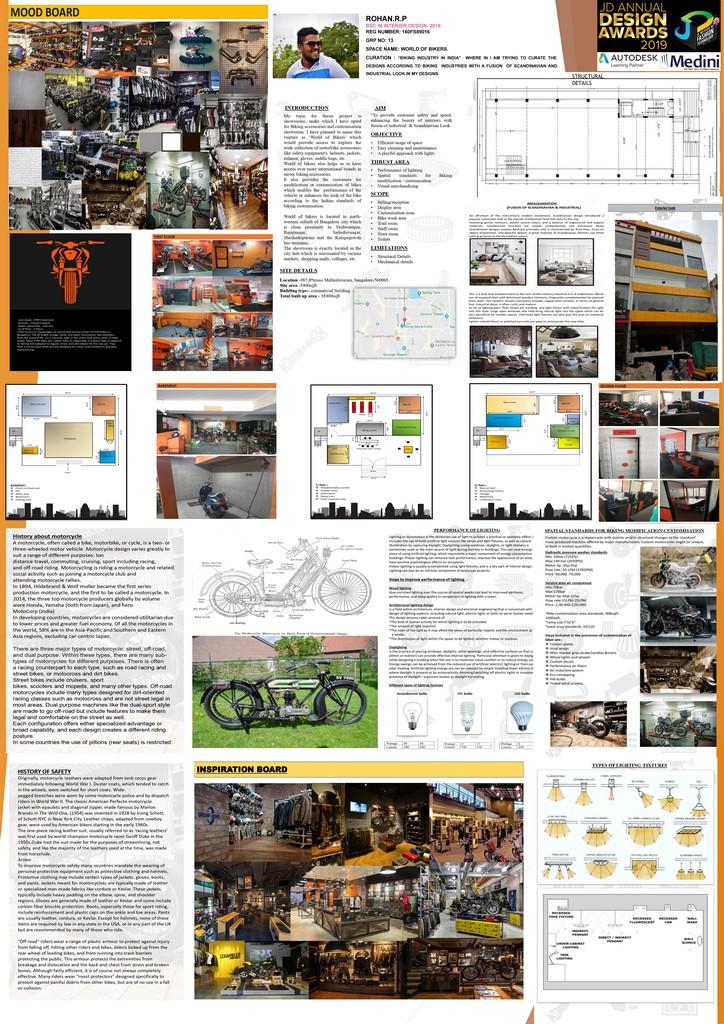World of Bikes world of bikes - 0001 13 - World of Bikes – Curator – JD Annual Design Awards 2019 – Interior Design