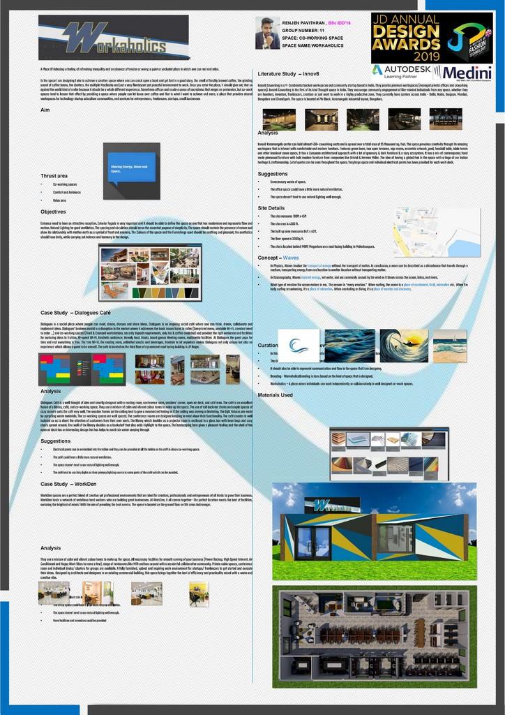Workaholics  workaholics - 0001 14 - Workaholics – Curator – JD Annual Design Awards 2019 – Interior Design