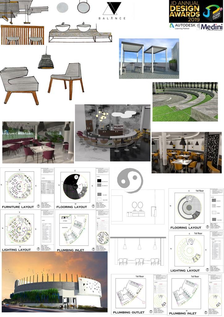 BALANCE balance - 0002 2 - BALANCE – Curator – JD Annual Design Awards 2019 – Interior Design