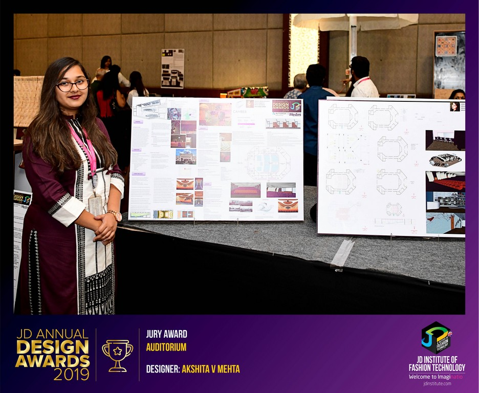auditorium - Winners Facebook - Auditorium – Curator – JD Annual Design Awards 2019 – Interior Design