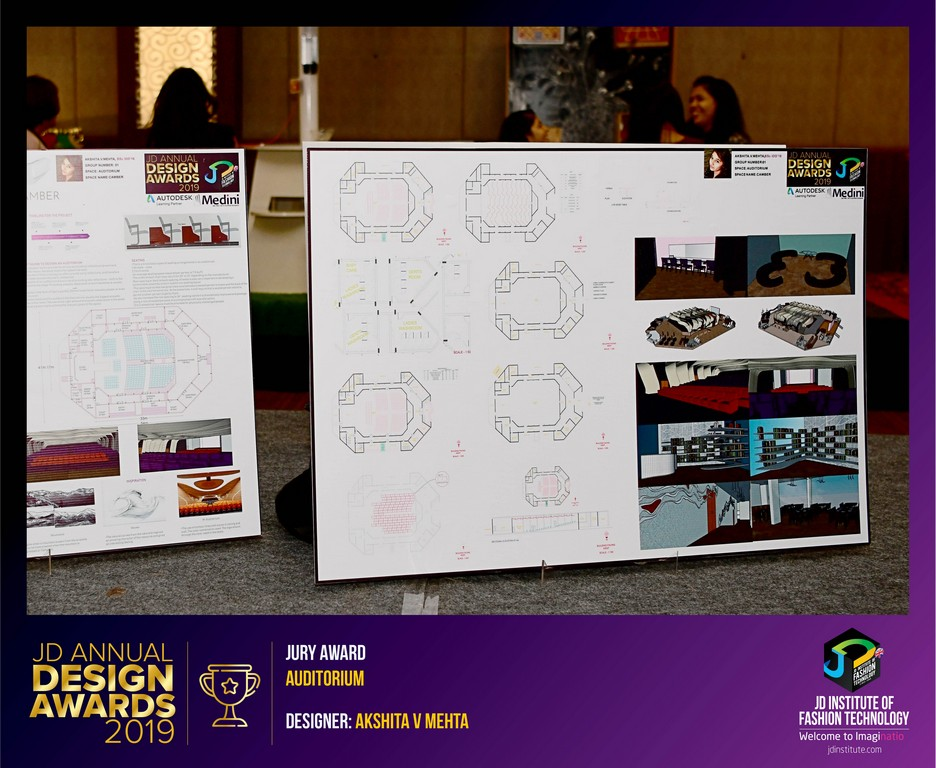 Auditorium auditorium - Winners Facebook2 1 - Auditorium – Curator – JD Annual Design Awards 2019 – Interior Design