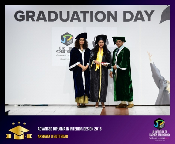 jd institute - Advance Diploma In Interior Design 20 - JD Institute Holds Graduation Ceremony for its Diploma and Post Graduate Students