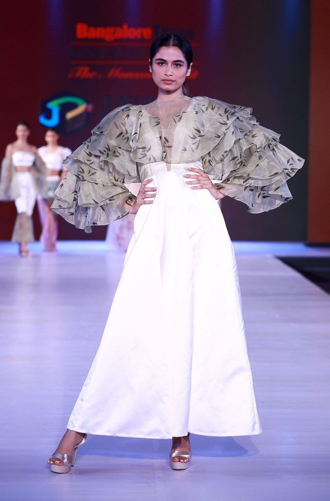 bangalore times fashion week 2019 - BTFW 2019 10 675x1024 - SPLASH BY JEDIIANS AT  BANGALORE TIMES FASHION WEEK 2019 – MONSOON EDIT