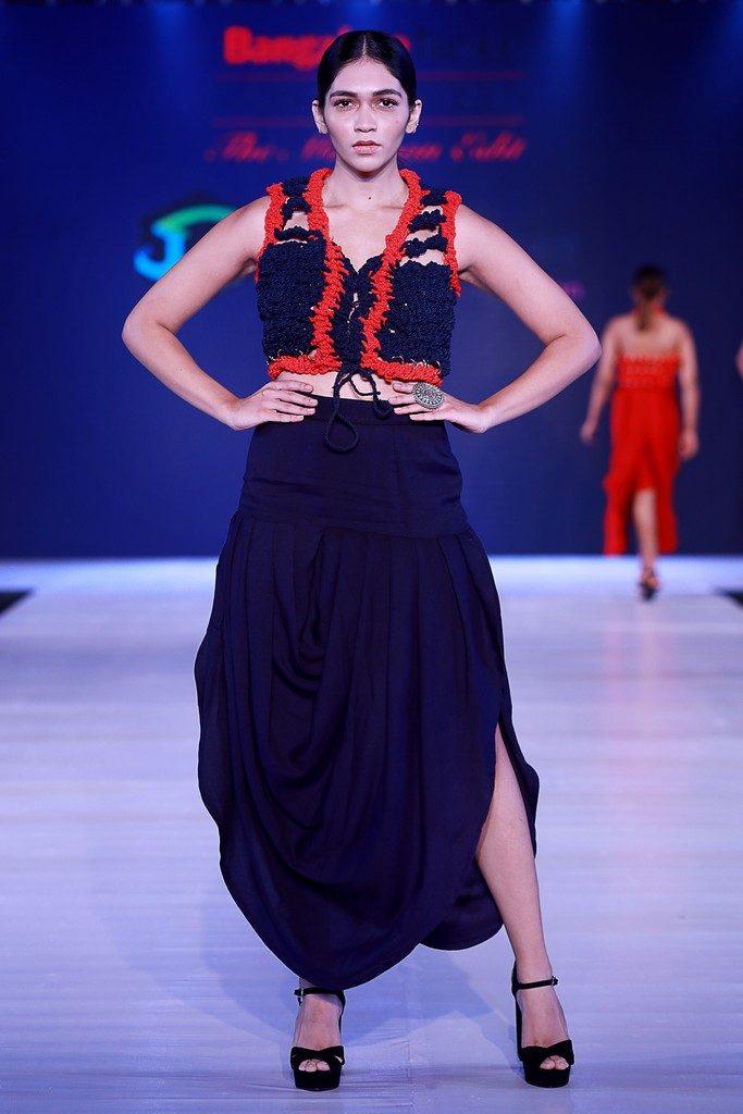 bangalore times fashion week 2019 - BTFW 2019 14 683x1024 - SPLASH BY JEDIIANS AT  BANGALORE TIMES FASHION WEEK 2019 – MONSOON EDIT