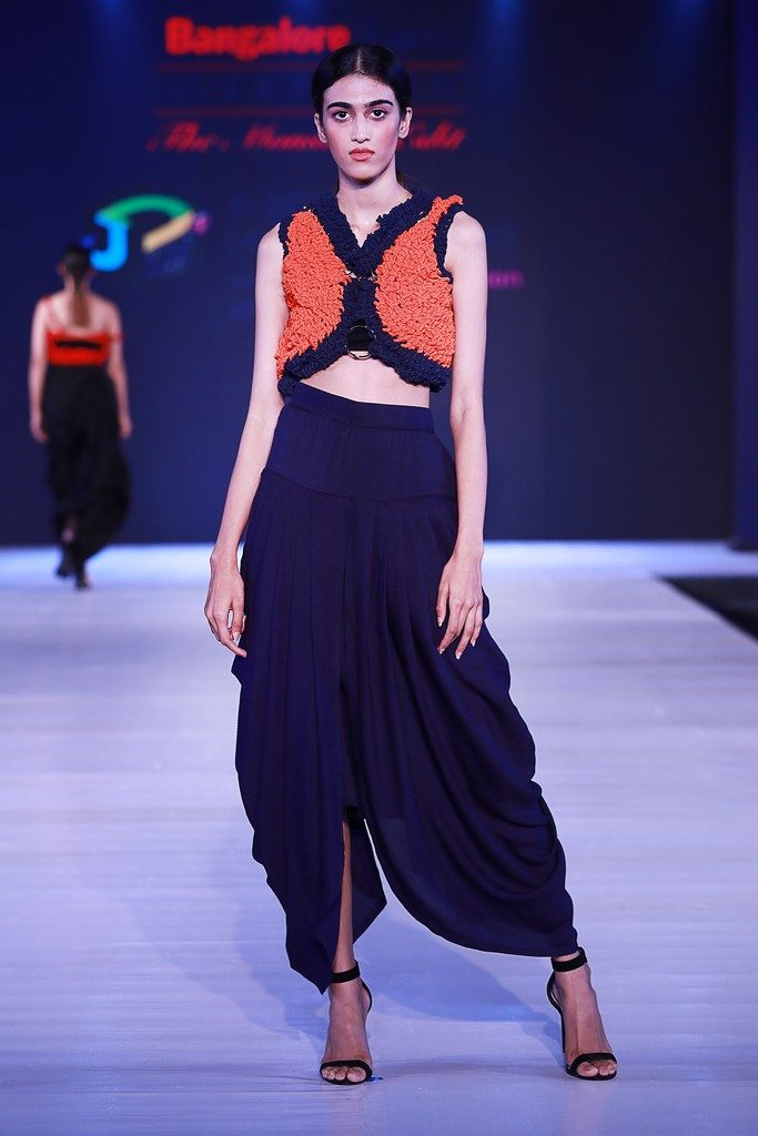 bangalore times fashion week 2019 - BTFW 2019 15 683x1024 - SPLASH BY JEDIIANS AT  BANGALORE TIMES FASHION WEEK 2019 – MONSOON EDIT