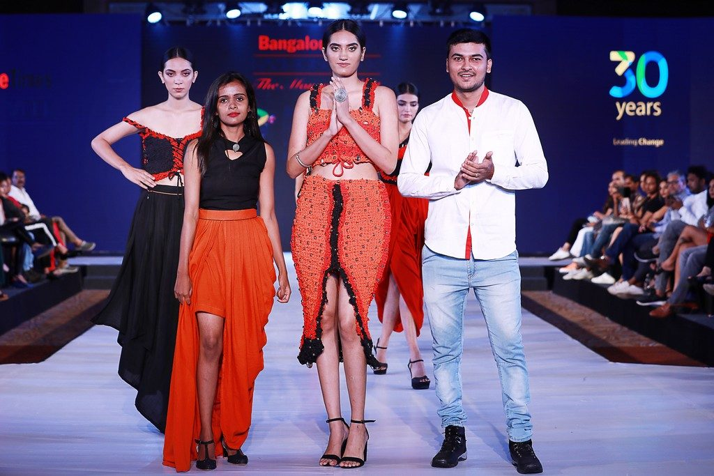 bangalore times fashion week 2019 - BTFW 2019 16 1024x683 - SPLASH BY JEDIIANS AT  BANGALORE TIMES FASHION WEEK 2019 – MONSOON EDIT
